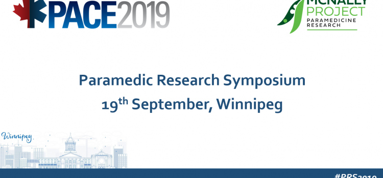 Paramedic Research Symposium 2019 Book of Abstracts