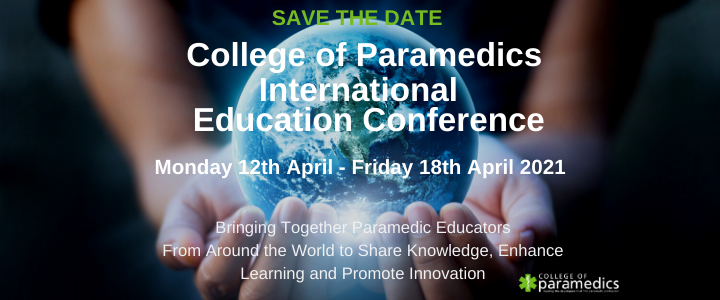 College Of Paramedics' International Education Conference 2021