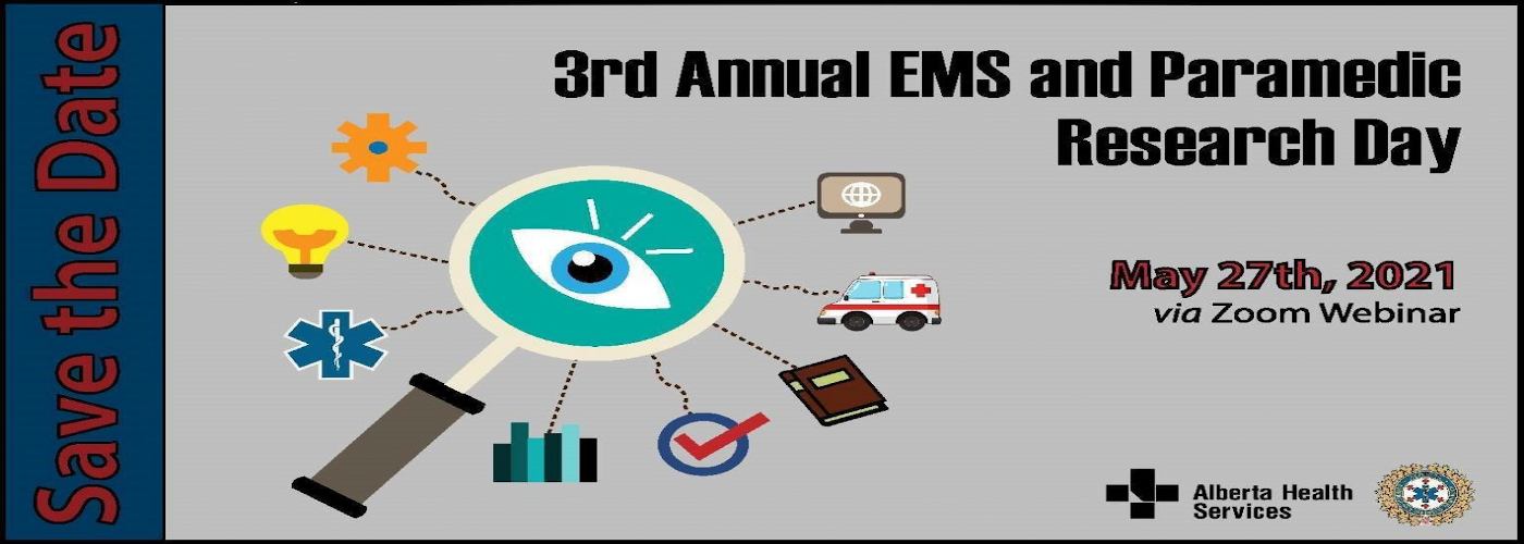 AHS EMS Research Day - Call for Abstracts Open
